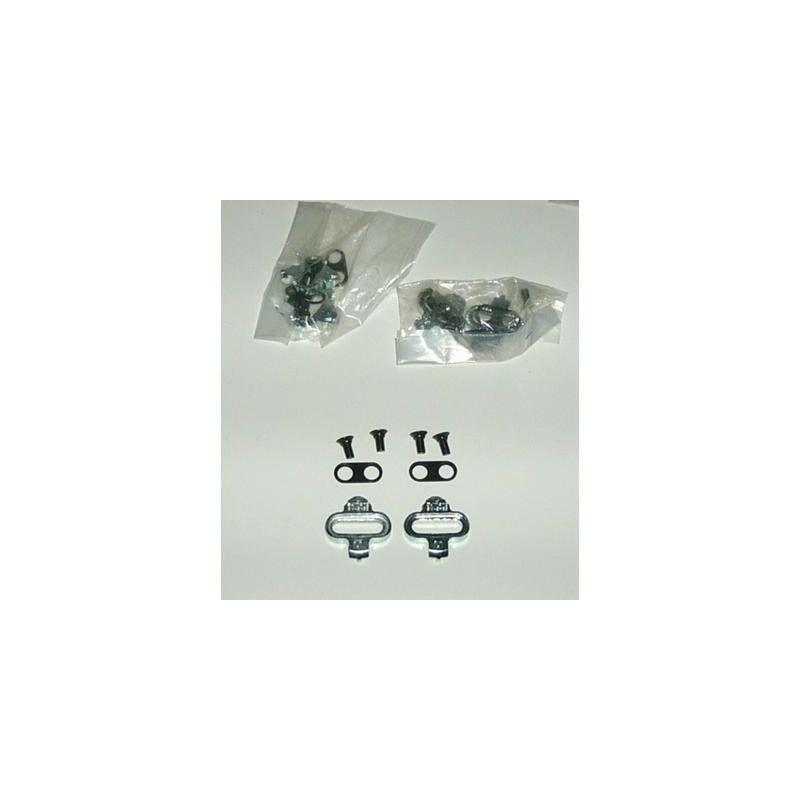Shimano Schoenplaatjes ATB-SPD SM-SH55 zwart (set)