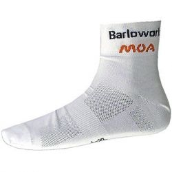 Racesokken Team Barloworld MOA wit (XXL)