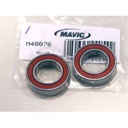 Mavic Wiellagerset M40076 Voorwiel voor Crossride,Crossland,Crossmax,Ksyrium,Helium