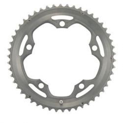Kettingblad 50T double Shimano 105 zilver 9/10 speed (B-Type) FC-5600