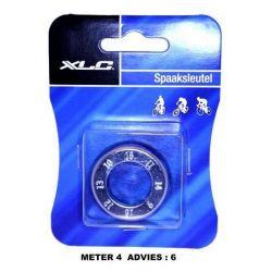 nippelspanner / spaaksleutel universeel XLC