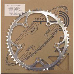 Campagnolo kettingblad 53T 9/10 sp zilver TA Specialities Vento