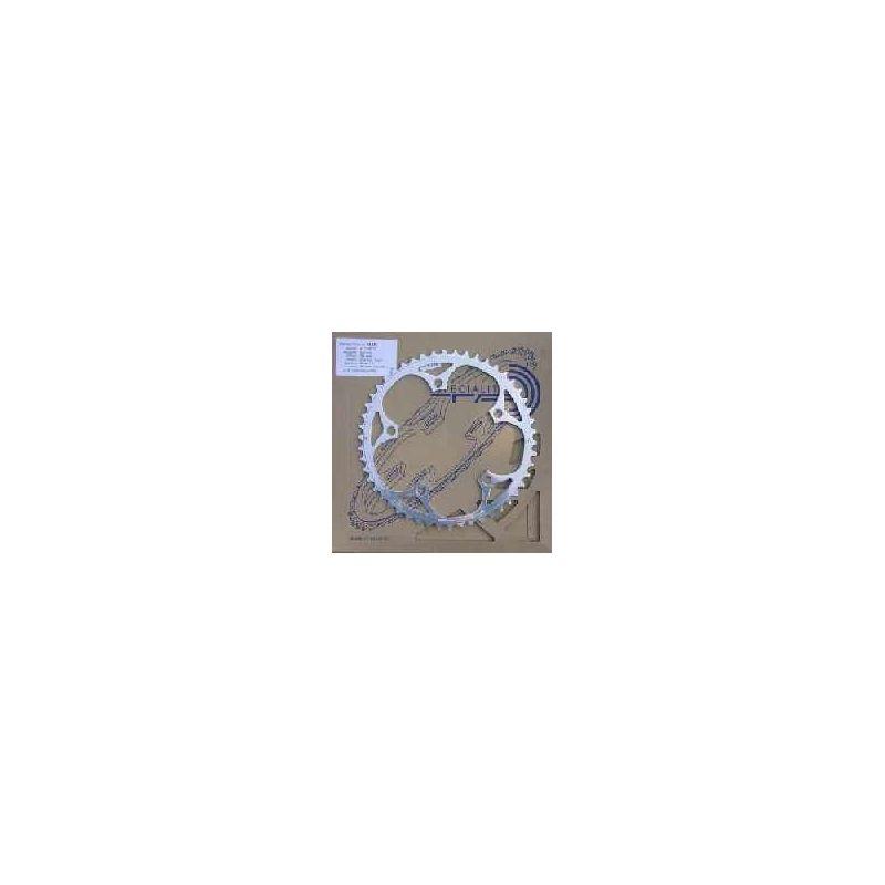 Campagnolo kettingblad 48T buitenblad silver 9/10V Vento TA specialties