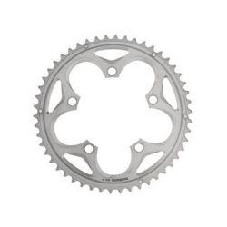 kettingblad 50T zilver Shimano 105 5750L 10x2 speed Y1M598010
