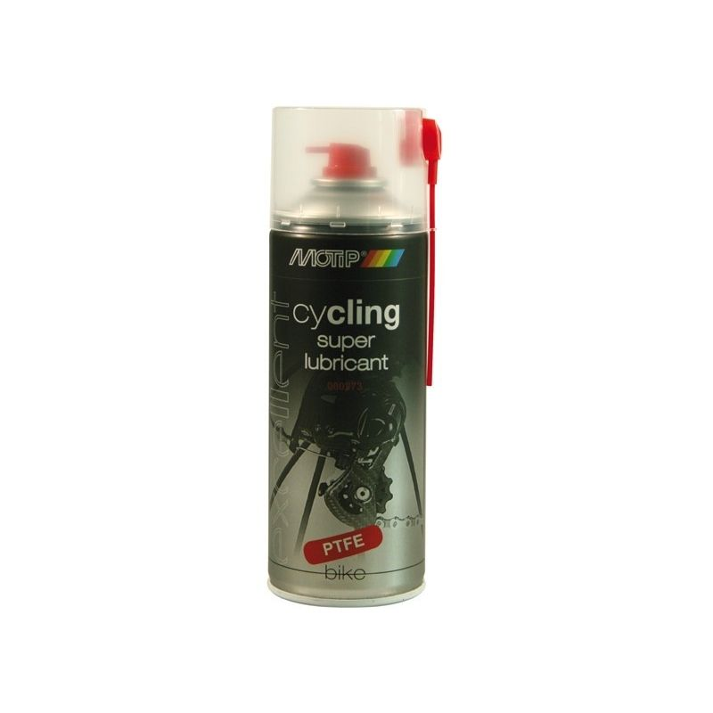 MoTip Cycling Super Lubricant PTFE 400ml