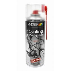 MoTip Cycling Shine & Protect Silicone 400ml