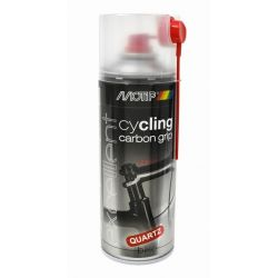 MoTip Cycling Carbon Grip Quartz 400ml