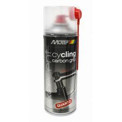 MoTip Cycling Carbon Grip Quartz 400ml