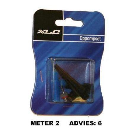 XLC Pompset Assortiment (Luchtbed/Bal)
