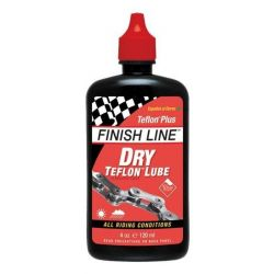 KryTech Finish Line Dry Teflon Lube 120ml