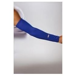 Armwarmers Santini 365 Thermofleece royal blauw (S)