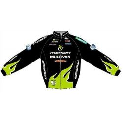 Merida Windjack Lightweight Team zwart/groen (XL)