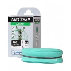 Michelin Binnenband A1 Race AirComp Latex 700x22-23c Frans Ventiel 40mm