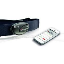 Sigma Borstband R1 Blue Comfortex+ Digital Draadloos - 20328