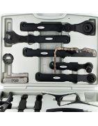 gereedschapset, alle speciale fiets gereedschappen voor de beginnende sleutelaar